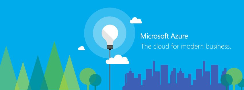 Microsoft Azure the cloud for modern business.